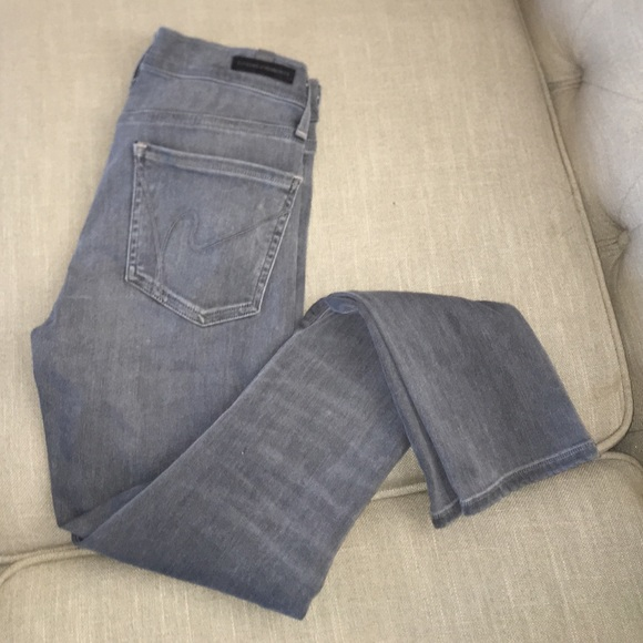 Citizens Of Humanity Denim - Citizens gray jeans